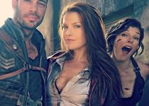 Milla Jovovich - Ali Larter - William Levy - Resident Evil: The Final Chapter