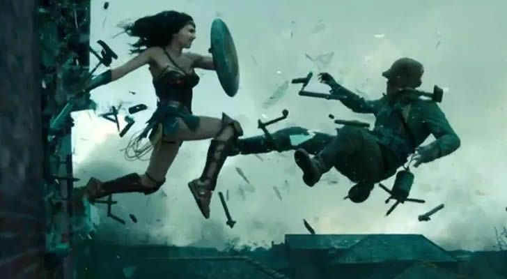 'Rise of the warrior' el último tráiler de 'Wonder Woman'